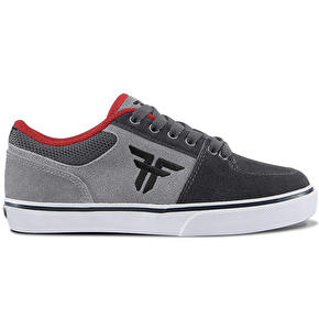 Fallen Patriot Kids Shoes - Ash Grey/Cement Grey