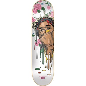 DGK Murked Boo Skateboard Deck 8.25