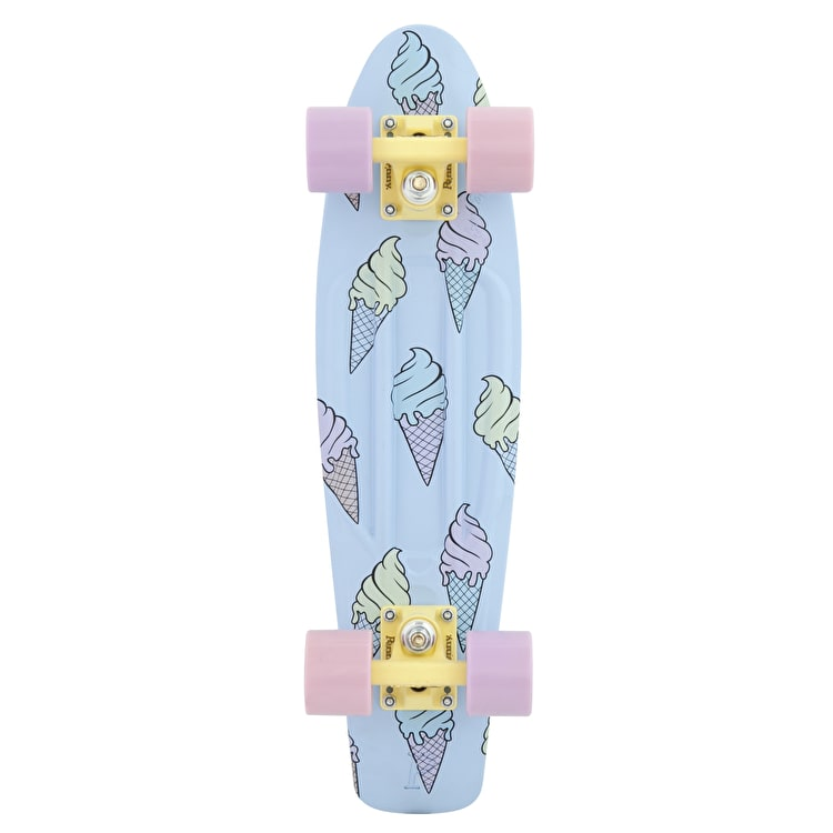 Penny Complete Skateboard - Ice Scream Glow In The Dark 22""