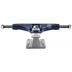 Thunder Hi 147 Foundry Skateboard Trucks - Navy/Raw