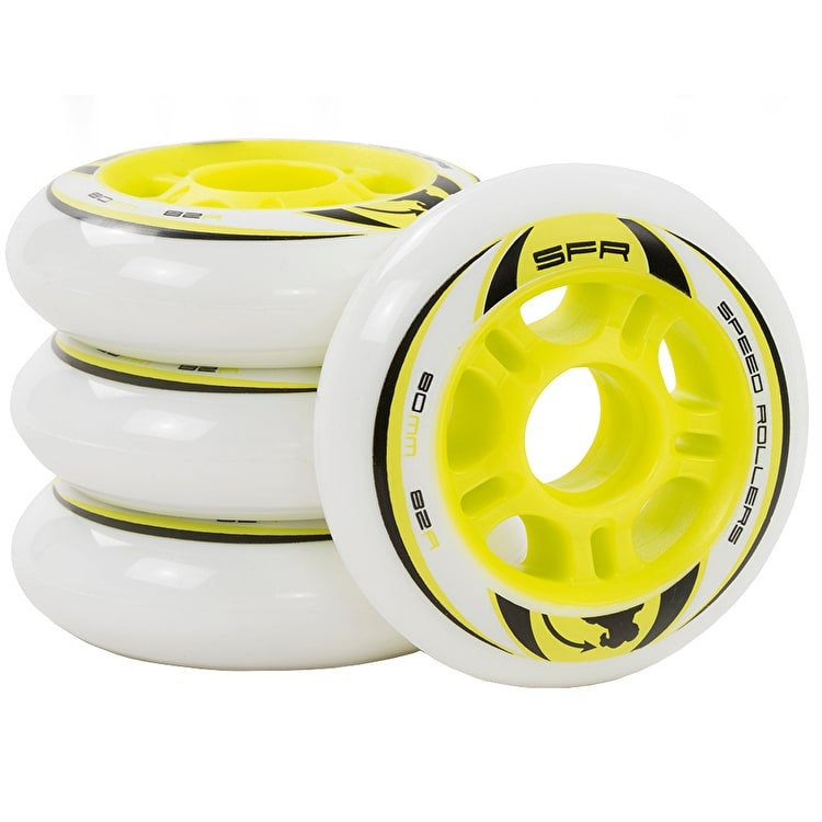 SFR Recreational 82a Inline Skate Wheels