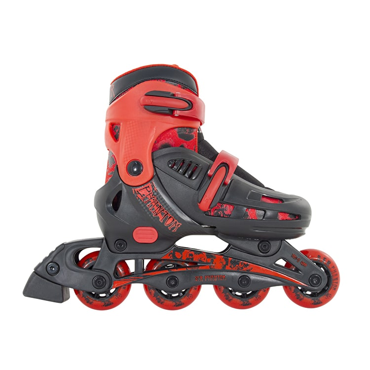 SFR Phantom Inline Skates - Red