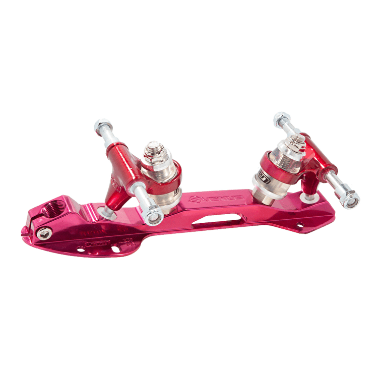 Crazy Skates Venus Plate- Red