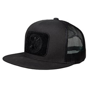 Independent F**k Off Mesh Back Cap - Black