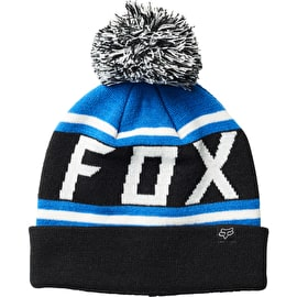Fox Throwback Beanie - Black/Blue