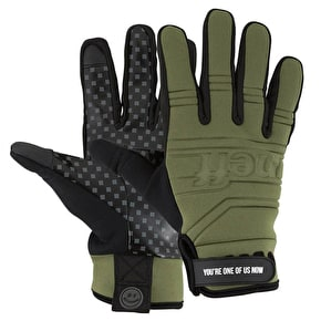 Neff Daily Pipe Gloves - Olive
