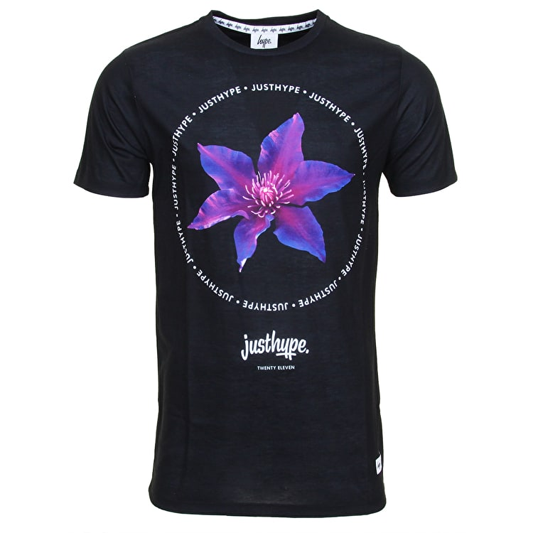 Hype Berries Circle T-Shirt - Black