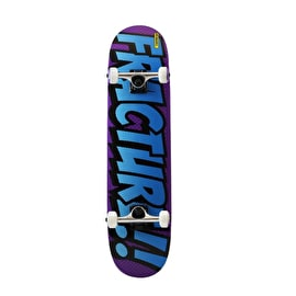 Fracture Comic 4 Complete Skateboard