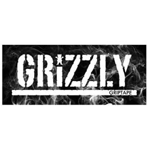 Grizzly Hot Box Stamp Sticker