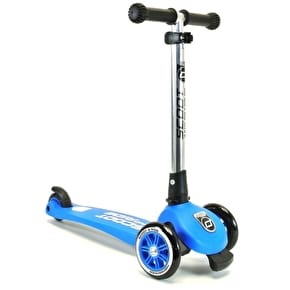Scoot And Ride Highwaykick 3 Complete Scooter - Blue