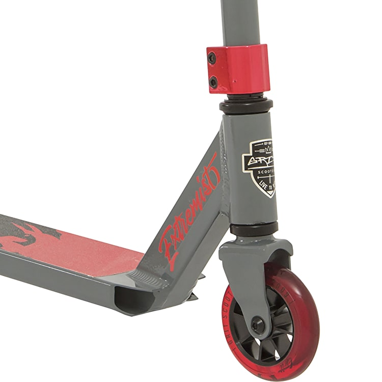 Grit Extremist 2019 Stunt Scooter - Ghost Grey