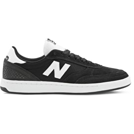 New Balance 440 Skate Shoes - Black/White