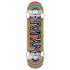 Element Giant Complete Skateboard - Nyjah 7.75