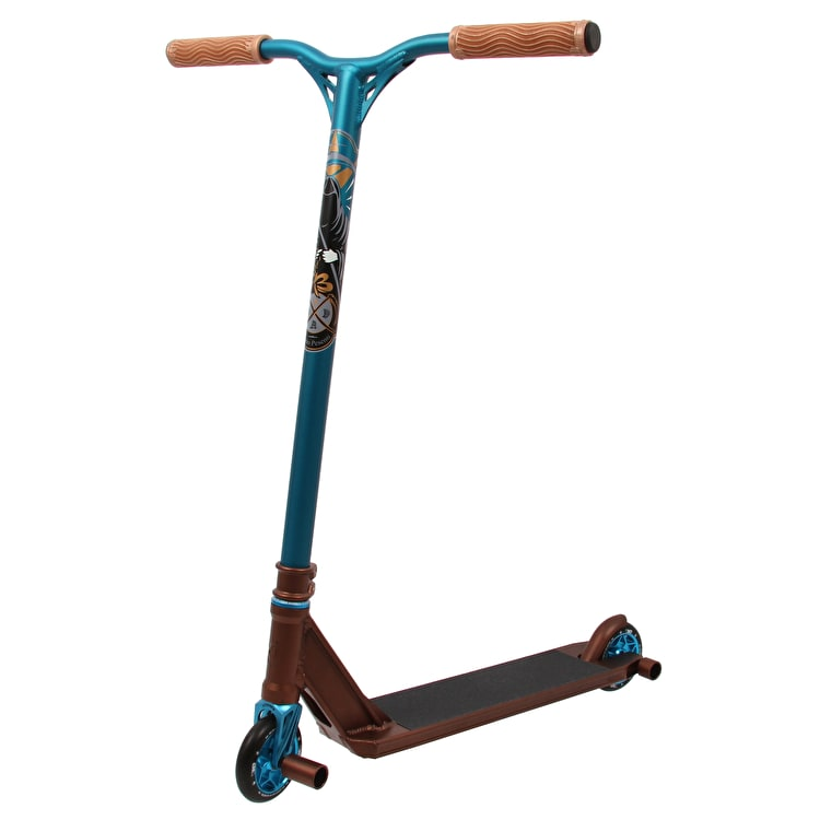 District x Blunt Envy Custom Stunt Scooter - Coine/Teal