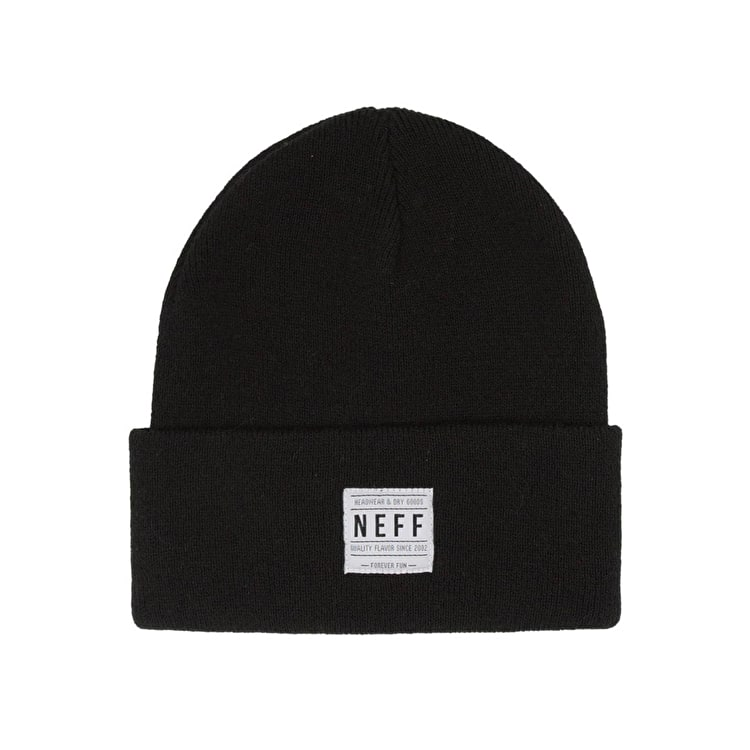Neff Lawrence Beanie - Black