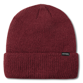 Etnies Warehouse Beanie - Burgundy
