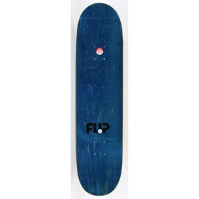 Flip Odyssey Forged Skateboard Deck - Yellow 8.13