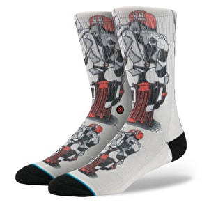 Stance Skate Legends Socks - Barbee 2