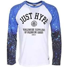 Hype Inverted Splat Raglan T-Shirt