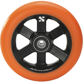 Sacrifice Blender 110mm Wheel - Orange/Black