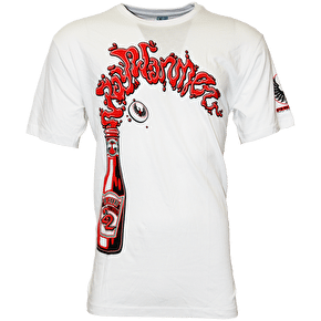 Phoenix Ray Warner Signature T-Shirt - White