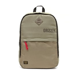 Grizzly Day Trail Backpack - Military Green