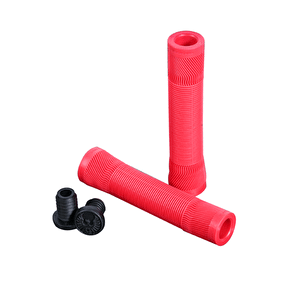 Phoenix Solace Scooter Grips - Red
