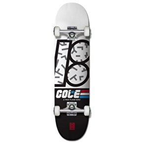 Plan B Complete Skateboard - Shadow Cole 8''