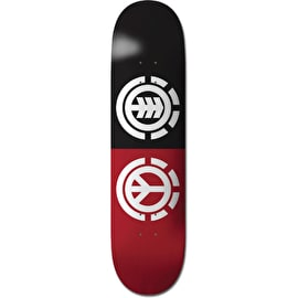 Element Peace Logo Skateboard Deck - 8