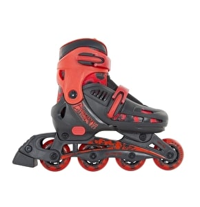 SFR Phantom Inline Skates - Red UK12-2 (B_Stock)