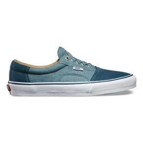 Vans Rowley Solos Shoes - Herringbone