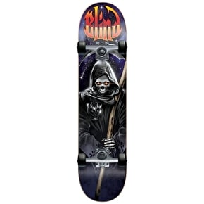 Blind Reaper Master Complete Skateboard - Purple/Black 8''