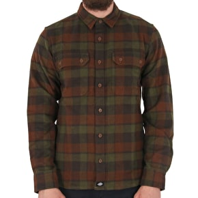 Dickies Cooperstown Shirt - Green