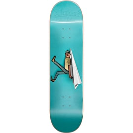 Almost JJ Cutout R7 - Yuri Facchini Skateboard Deck 8.25