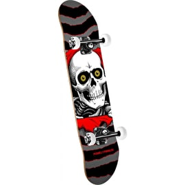 Powell Peralta One Off Ripper Complete Skateboard - Silver 7