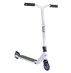 Grit Atom 2016 Complete Scooter - White