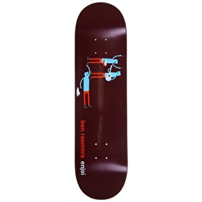 Enjoi x Jim Houser Skateboard Deck - R7 Raemers 8.25