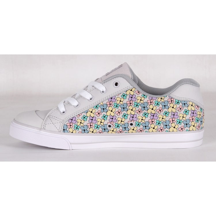 DC Chelsea Graffik TX Skate Shoes - Multi