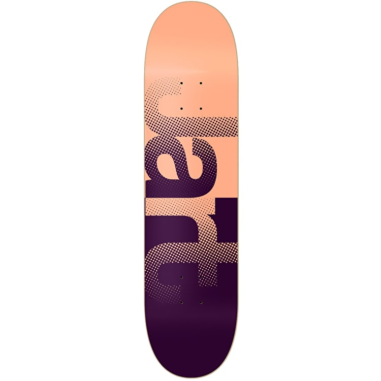 Jart Fog Skateboard Deck - Pink/Purple 8.5""