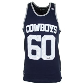 New Era NFL Team Arch Tank - Dallas Cowboys