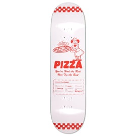 Pizza Huckleberry Homeslice Skateboard Deck 8.5