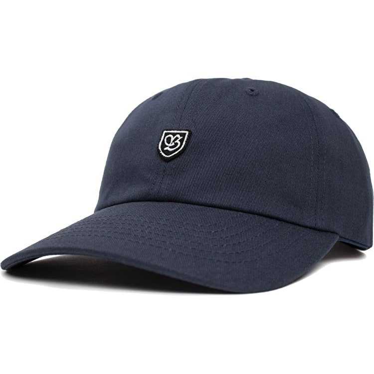 Brixton B-Shield II Cap - Washed Navy