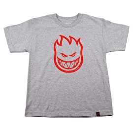 Spitfire Bighead Kids T-Shirt - Athletic Heather