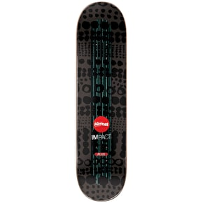 Almost Primal Prints Impact Plus Skateboard Deck - Haslam 8.375