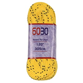 6030 Waxed Pro Laces - Gold/Black