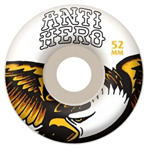 Anti Hero Skateboard - Blackhero Isues White/Camo 8