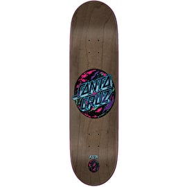 Santa Cruz Asta Opal Dot Skateboard Deck - 8