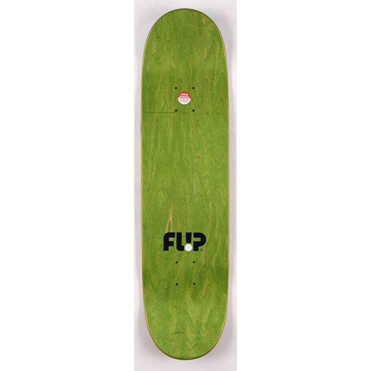 Flip Vato Repeater Skateboard Deck - Mountain 8.25""