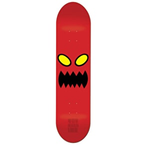 Toy Machine Monster Face Skateboard Deck 8