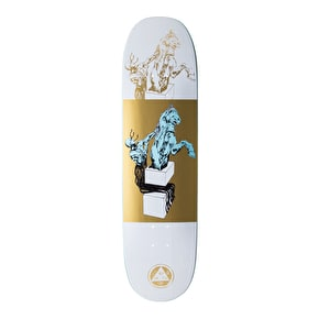 Welcome Hierophant On Moontrimmer 2.0 Skateboard Deck - 8.5